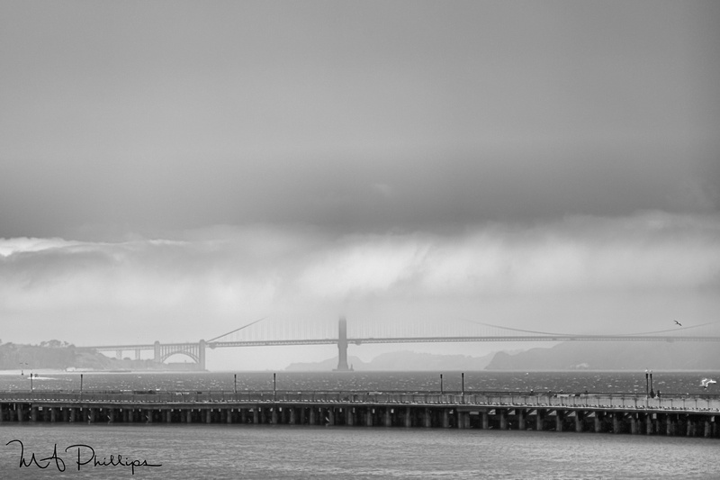 Golden Gate, San Francisco, CA, 2014